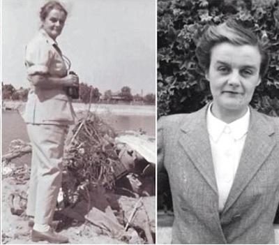 'দ্বিতীয় বিশ্বযুদ্ধের জন্মদাত্রী'র মৃত্যু'