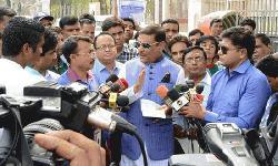 জঙ্গি দমনে বিএনপির অন্তর্জ্বালা: সেতুমন্ত্রী