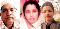 কুমিল্লার একই পরিবারের ৩ জন সৌদিতে নিহত