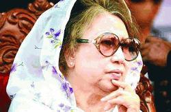 খালেদা জিয়ার বিরুদ্ধে হত্যা মামলার তদন্ত প্রতিবেদন দাখিলের তাগিদ