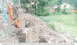 বেগমগঞ্জে সরকারি সম্পত্তি বেদখল