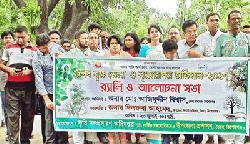 জেলা-উপজেলায় বৃক্ষরোপণও মেলা উদ্বোধন
