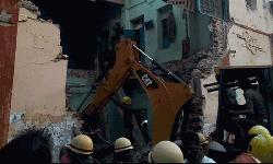 তামিলনাড়ুতে বাস ডিপো ধসে ৮ শ্রমিক নিহত