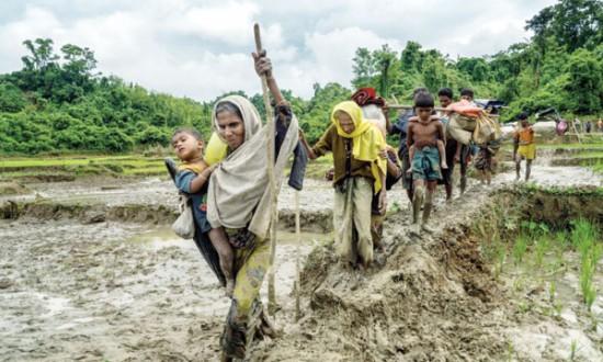 রোহিঙ্গা নির্যাতনের অভিযোগ অস্বীকার মিয়ানমার সেনাবাহিনীর