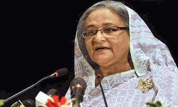 ৭ই মার্চে বঙ্গবন্ধু জাগ্রত করেছিলেন বাঙালি জাতিকে : প্রধানমন্ত্রী