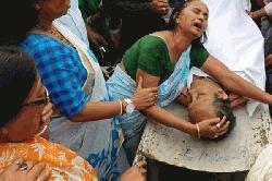 ভারতে সাংবাদিককে গুলি করে হত্যা