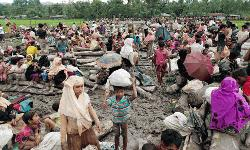 রোহিঙ্গাদের নিরাপদে ফেরার পরিস্থিতি এখনও হয়নি : জাতিসংঘ