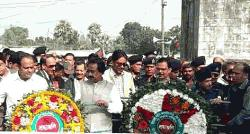 চাঁপাইনবাবগঞ্জে বীরশ্রেষ্ঠ শহীদ ক্যাপ্টেন জাহাঙ্গীরের ৪৬তম শাহাদাৎ বার্ষিকী পালিত