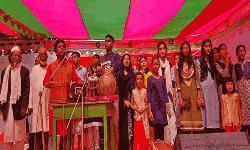 কমলগঞ্জে দিনব্যাপি উদীচী শিল্পী গোষ্ঠীর লোকজ উৎসব